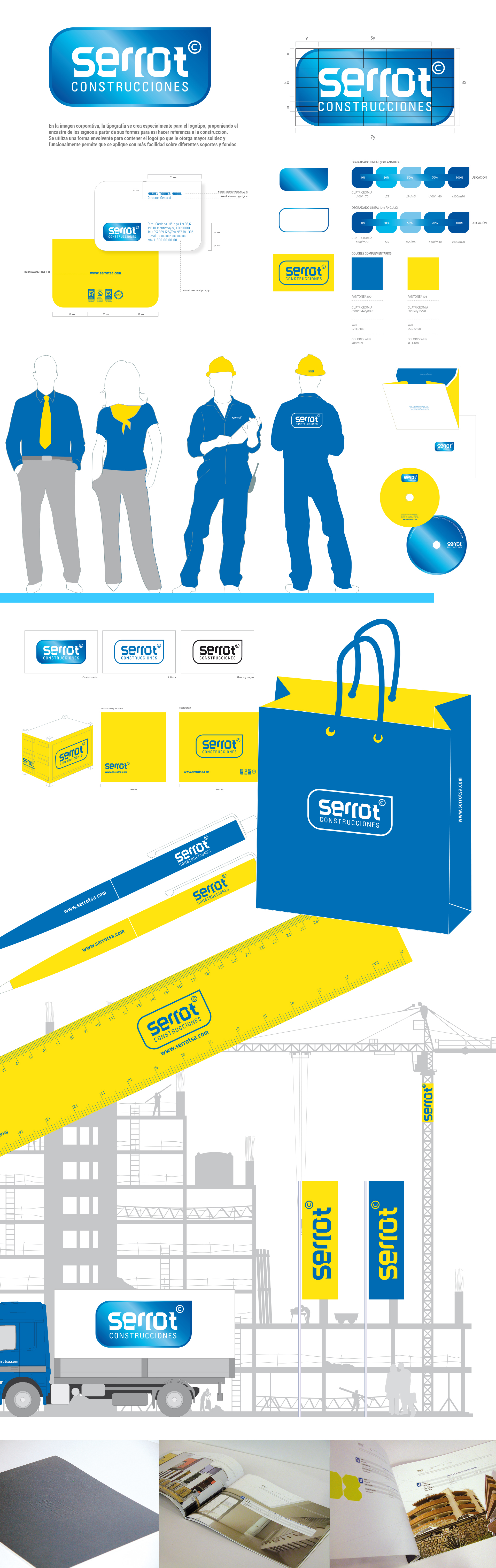 Serrot Branding