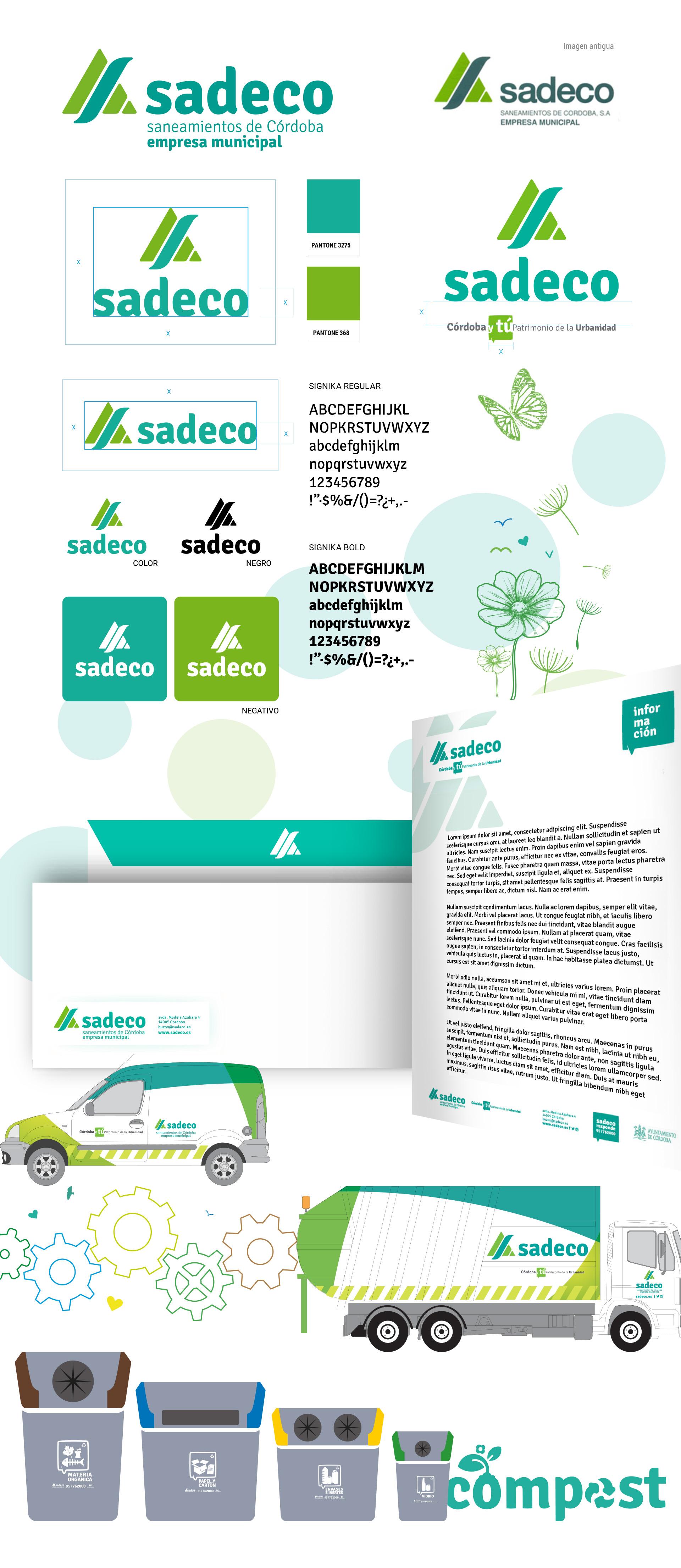 Sadeco Branding
