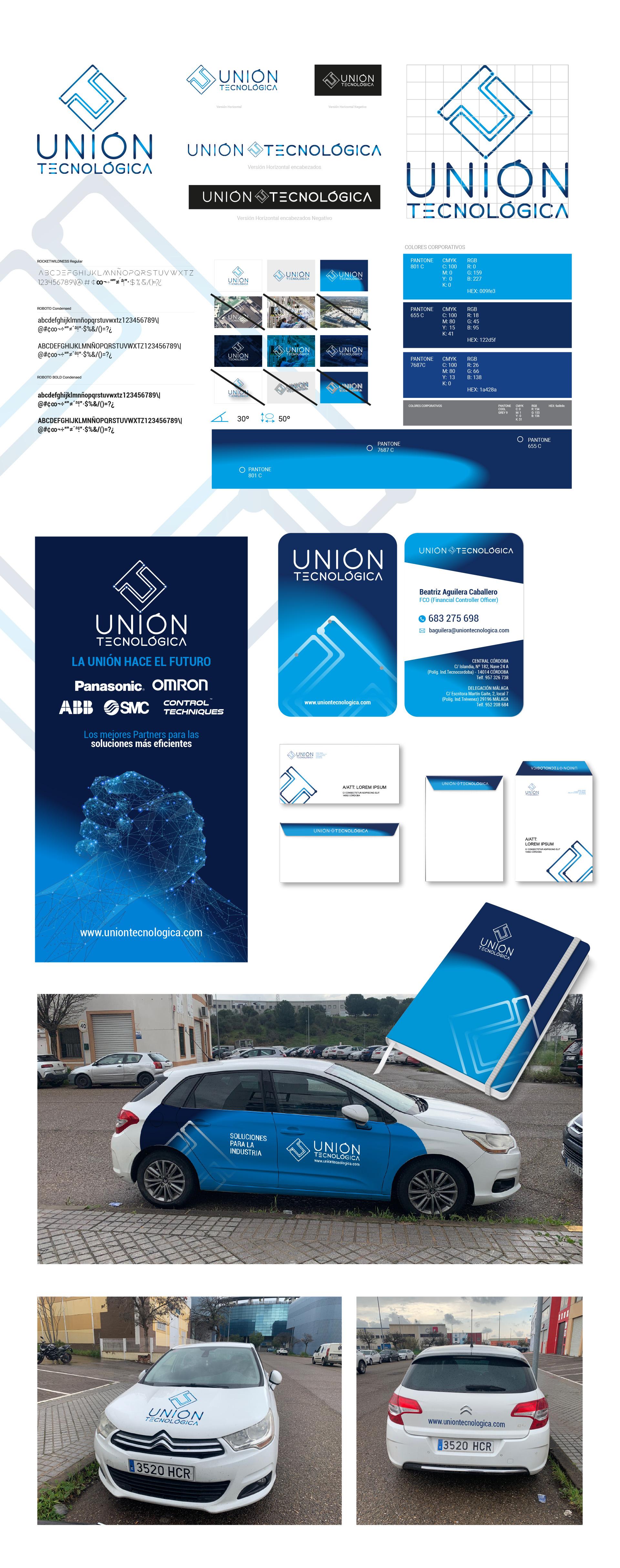Unión Tecnológica – Imagen Corporativa